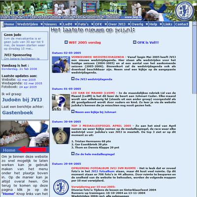 JVIJ.nl geheel vernieuwd