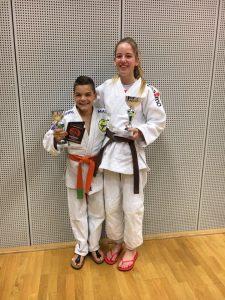 Fraaie overwinningen van JVIJ judoka's in IJsselstein