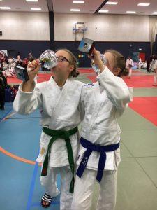 Successen op het Groot Beuningen Judotoernooi