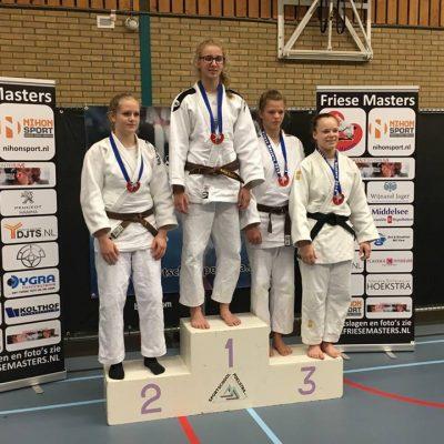 Prijzen op het Friese Masters in Stiens