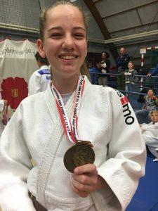 Mooie judopartijen op het Amsterdam Judo Event