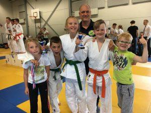 Topprestaties van JVIJ judoka's in Almere