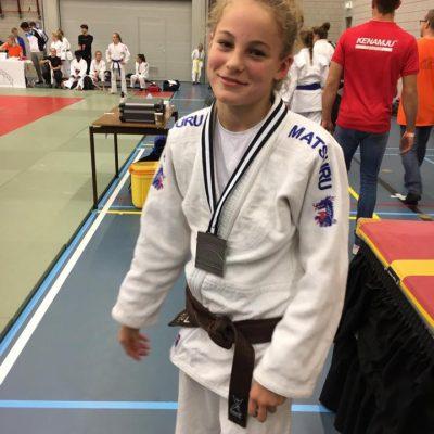 Fraaie resultaten van JVIJ judoka's in Nijmegen