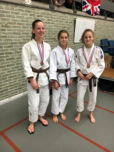 Open Bredase judotoernooi