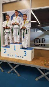 Goede prestaties Open Helderse Kampioenschappen