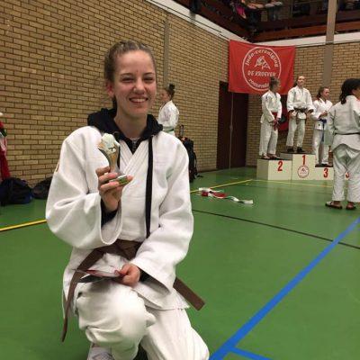 21e Open West Brabantse judotoernooi