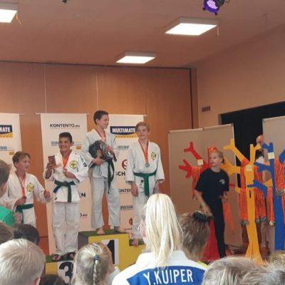 B.P.O. judotoernooi in Hasselt
